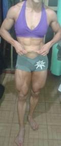 Girl with muscle - Mayara Barros Bueno