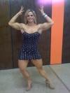Girl with muscle - Sheila Aparecida Vieira