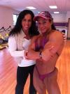 Girl with muscle - Annie Rivieccio / Alina Popa