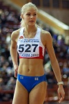 Girl with muscle - Darya Klishina