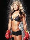 Girl with muscle - Nicole Wilkins