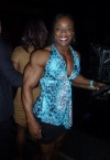 Girl with muscle - kim perez