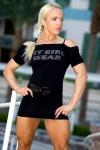 Girl with muscle - Christina Marostordai
