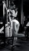 Girl with muscle - Paula Frega