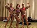 Girl with muscle - Virginia Sanchez Macias (L), Alicia Alfaro (c), Li