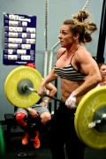 Girl with muscle - Becca Day