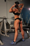 Girl with muscle - Monice Potgieter