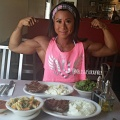 Girl with muscle - Melissa Wee
