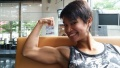 Girl with muscle - Nan Wanwisa