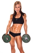 Girl with muscle - Allison Ethier