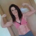 Girl with muscle - Danni Terresa