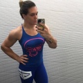 Girl with muscle - Gabi Garcia