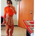 Girl with muscle - Bianca de Freitas Vitoria