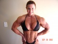 Girl with muscle - Sonya McFarland