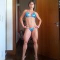 Girl with muscle - Daniela Pavan