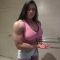 Girl with muscle - Carla Senna