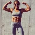 Girl with muscle - Jorgine Vasstrand Haagensen