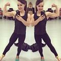 Girl with muscle - Sophia Waldemarson