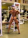 Girl with muscle - Fanny Lippert