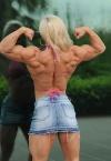 Girl with muscle - Skadi Frei-Seifert
