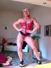 Girl with muscle - Katrin Kirsch