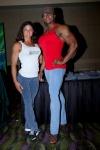 Girl with muscle - Monique Jones