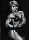 Girl with muscle - Tania Crabbe