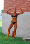 Girl with muscle - Laurie Poole