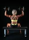 Girl with muscle - Tamara Knight
