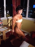 Girl with muscle - Kirsty Woolford