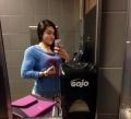 Girl with muscle - Natalia Coelho