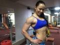 Girl with muscle - Galina Titova