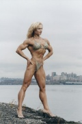 Girl with muscle - Valentina Chepiga
