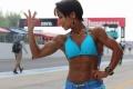 Girl with muscle - Junko Yamada