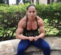 Girl with muscle - Melly Sevoy