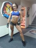 Girl with muscle - Krisztina Fuzi