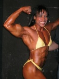 Girl with muscle - Catia Valeria
