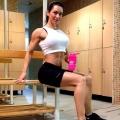 Girl with muscle - Rodi Bodrug