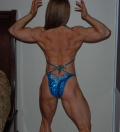 Girl with muscle - carrie