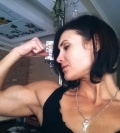Girl with muscle - Marina Zelenina