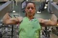 Girl with muscle - Michele Zandman