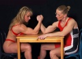 Girl with muscle - Katrin Kirsch (l)