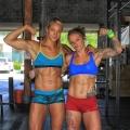 Girl with muscle - Nicole Capurso - Lauren Truszkowski