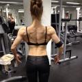 Girl with muscle - Hanna Skytta