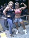 Girl with muscle - Sheila Vieira (R)