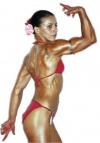 Girl with muscle - Eve Kawana