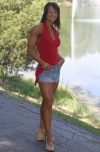 Girl with muscle - Breean Robinson