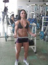 Girl with muscle - Dalila Fernandes