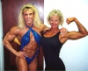 Girl with muscle - kim chizevsky/ trudy ireland