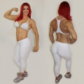 Girl with muscle - Bianca Ruiva
